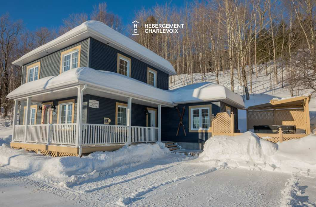 JOS-1114 - A nice traditional Charlevoix home