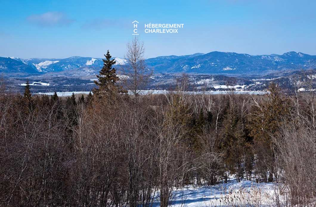 BEL-3 - An erstwhile charming cottage in the heart of the hinterland of Charlevoix