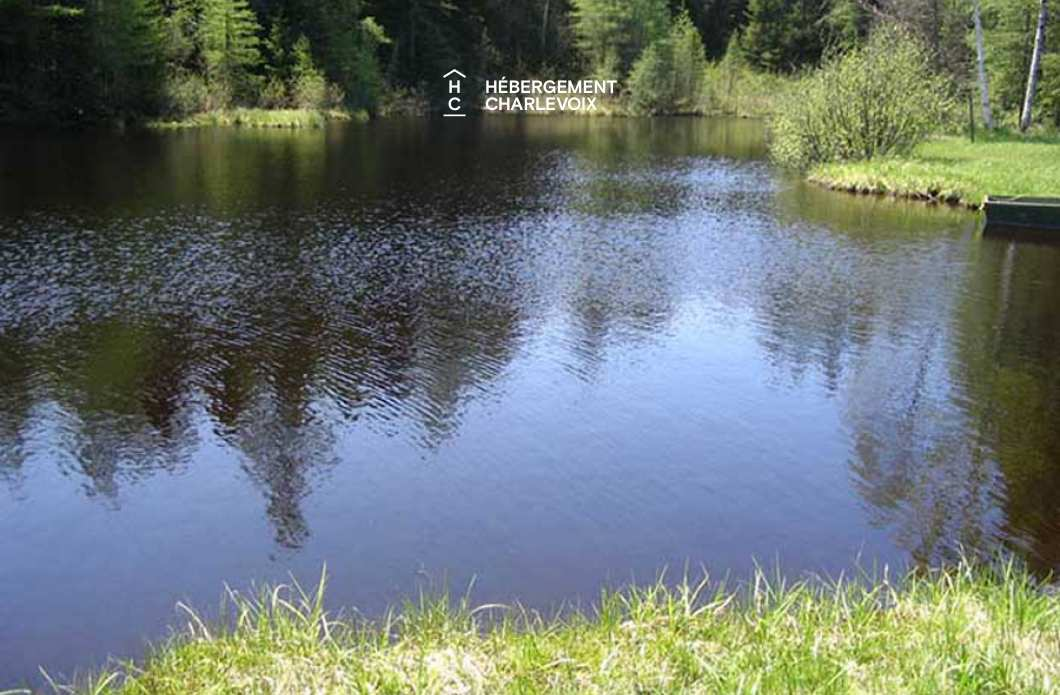 CYP-510 - True nature, 11 acres of land and private lake