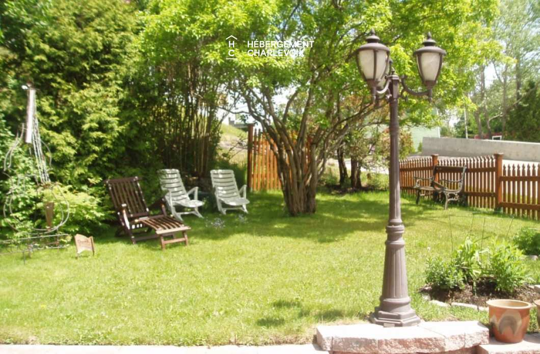 ADE-440 - Comfortable residence close to the St. Lawrence River and Domaine Forget
