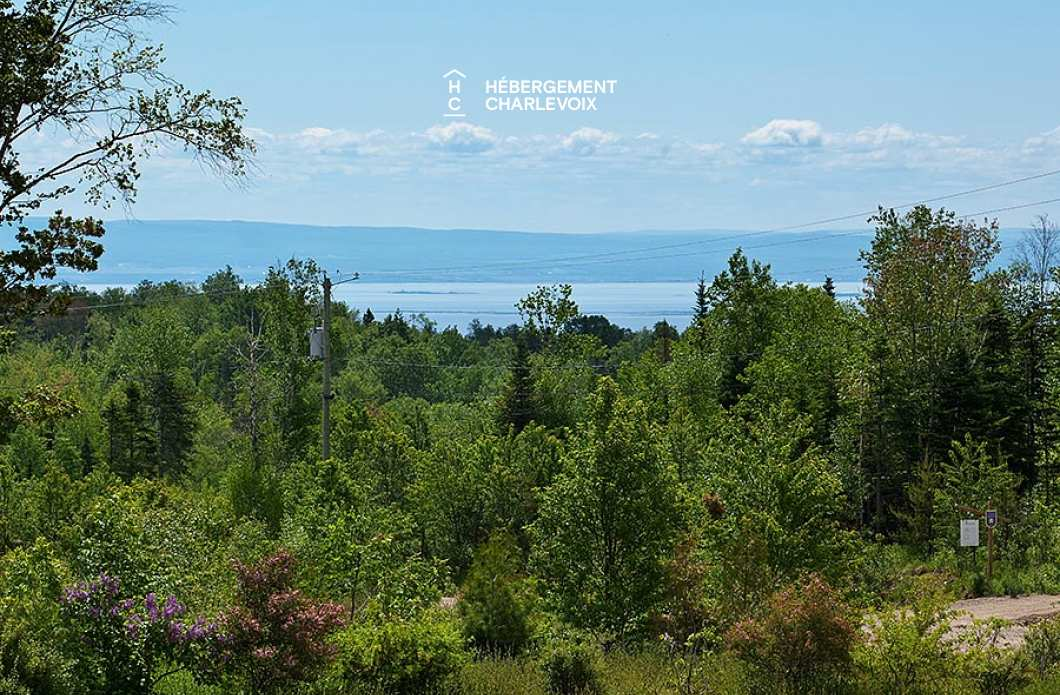 JAC-1 - Beautiful views of Charlevoix landscapes