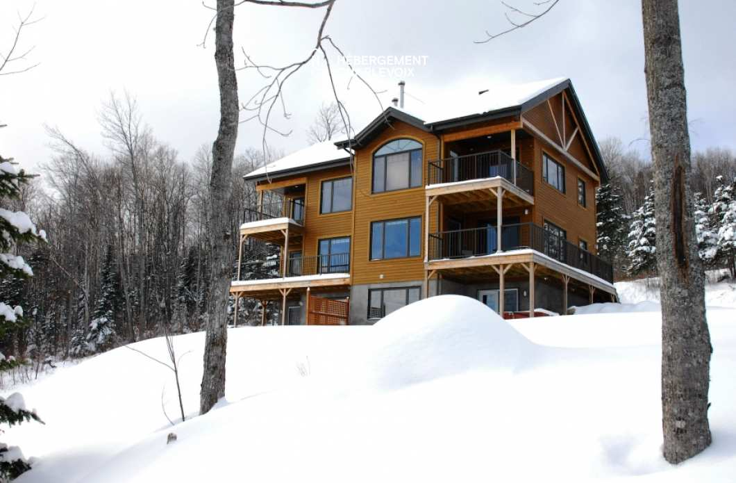 CHI-6 - Sumptuous and cosy mountain condo
