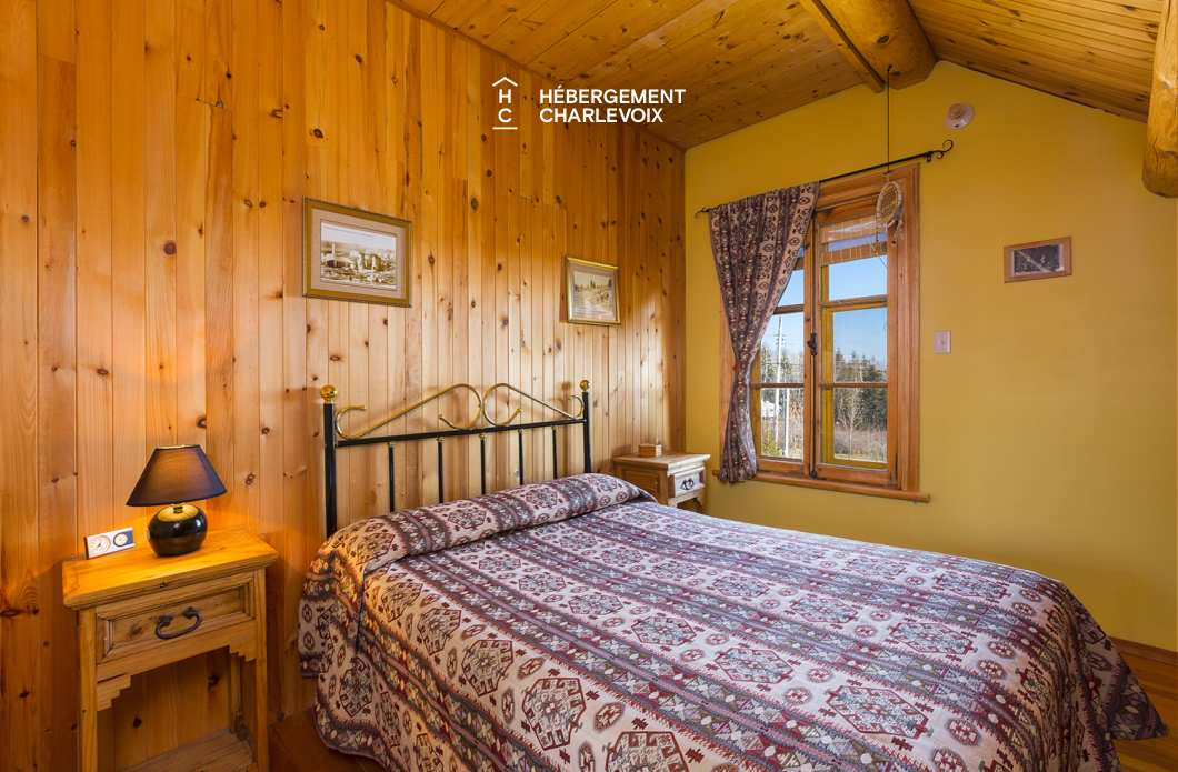 BLE-88 - All wood-dressed chalet