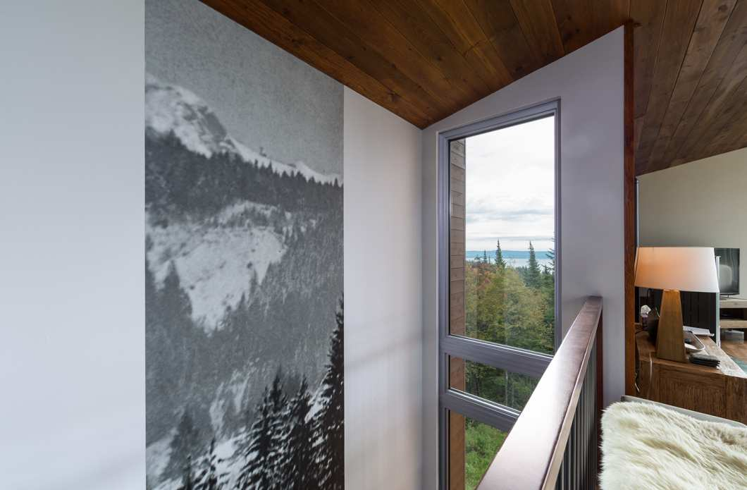 FOR-12 - A chalet with ski slopes nearby