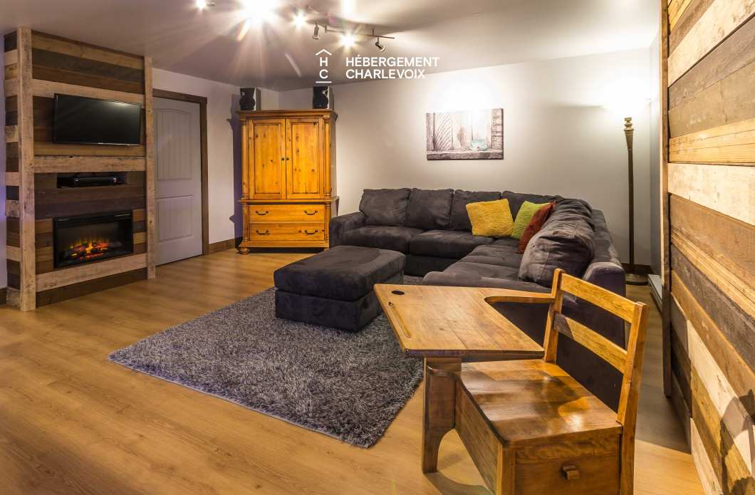 MON-8 - Chalet in the heart of the valleys